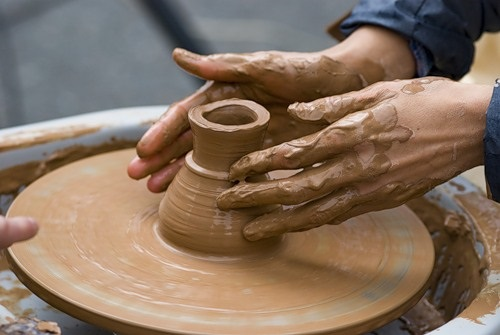 Керамика своими руками фото