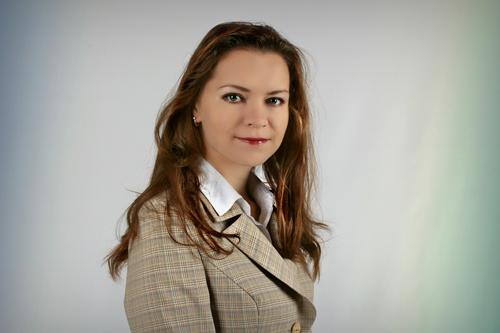 Анастасия Нигматуллина - специалист по работе в декрете